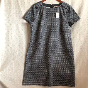 Loft shift dress NWT size 14